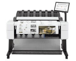HP DesignJet T2600ps dr 36 in Printer