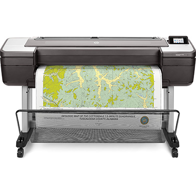 HP DesignJet T1700 44'' A0 Printer